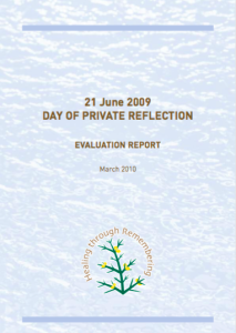 DOR Report 2009