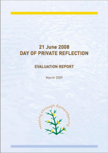 DOR report 2008
