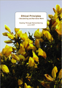 HTR Ethical Principles_2009