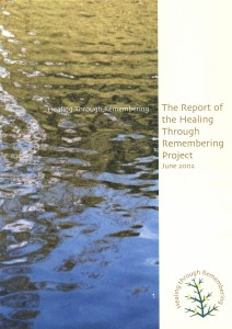 HTR Report 2002 Front Cover