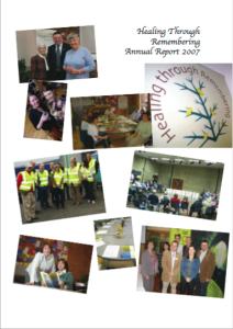 HTR annual report 2007