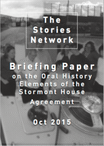 TSN Briefing Paper OHA_2015